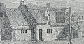 Revolution House, Whittington, Derbyshire Published in The Gentleman's Magazine, 1810